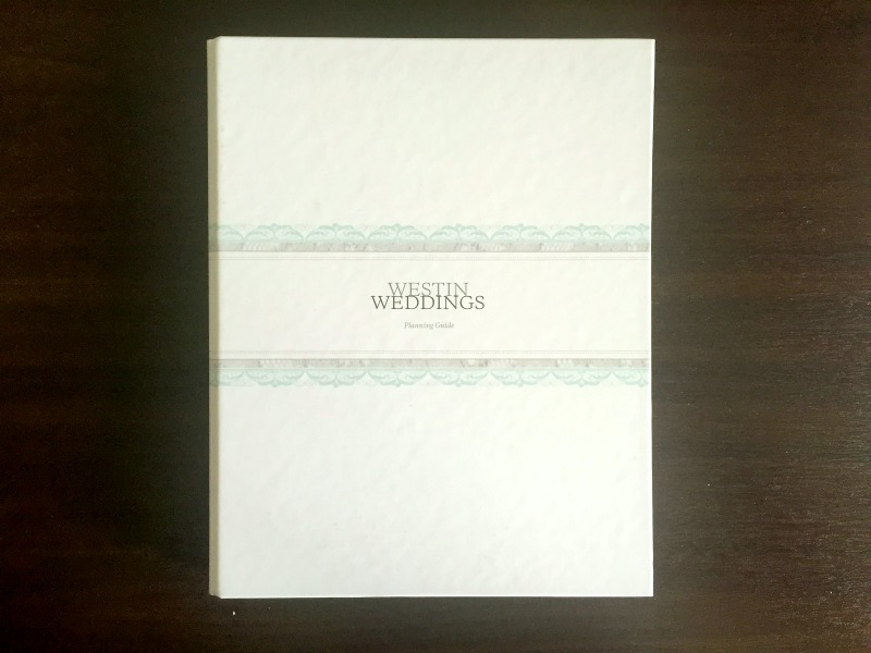 The Westin Singapore Wedding Brochure