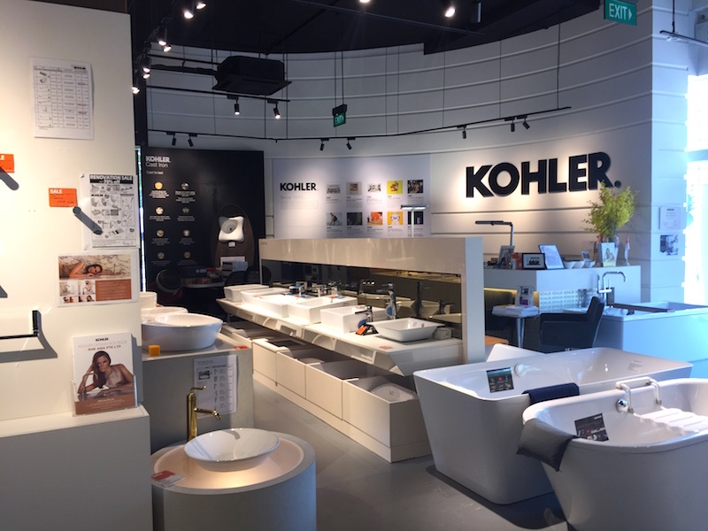 KHK Asia Review - Beautiful Kohler Bathroom Fittings ...