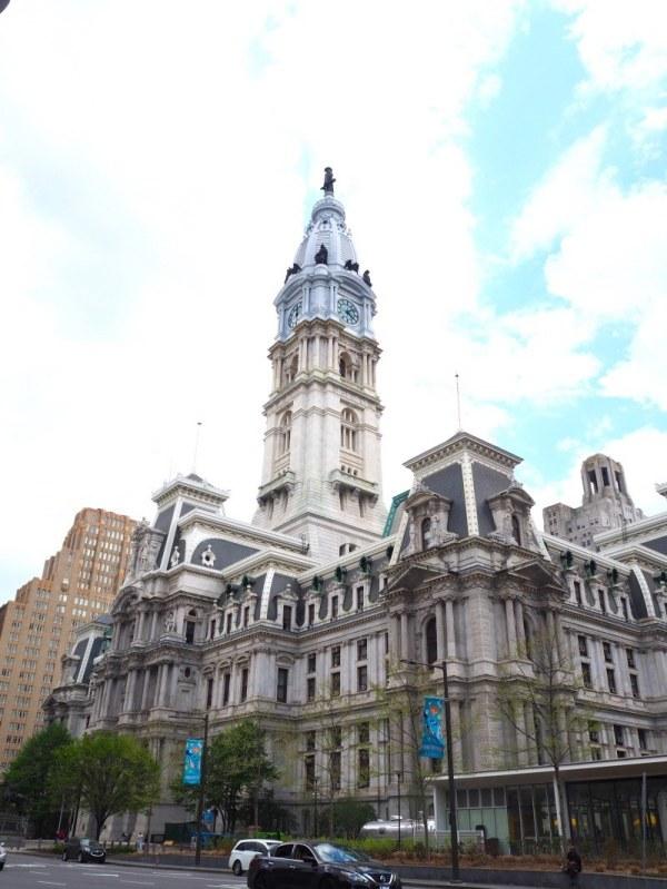 Philadelphia Old City Hall