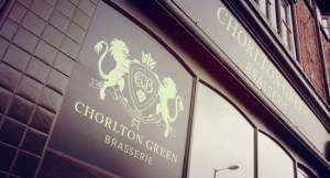 The Brasserie at Chorlton Green