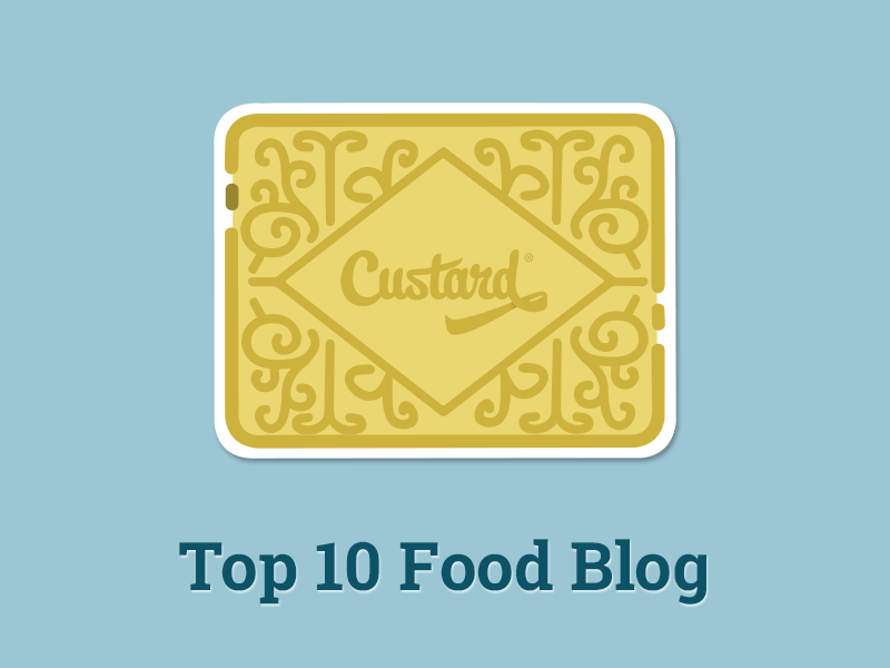 Custard - Top 10 Food Blog