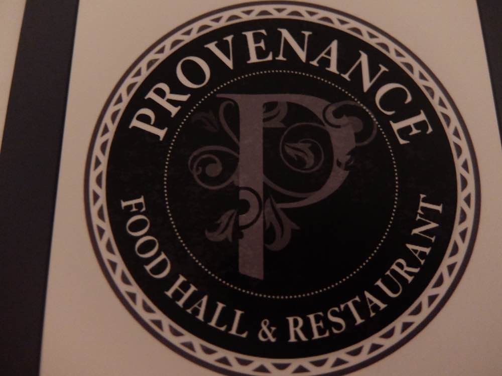 Provenance Logo