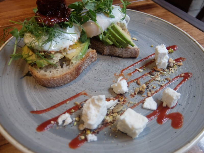 Another Shot of brunch at Pen and Pencil