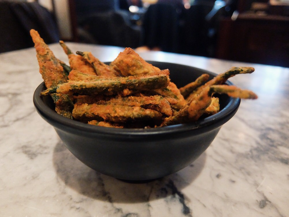 Okra Fries
