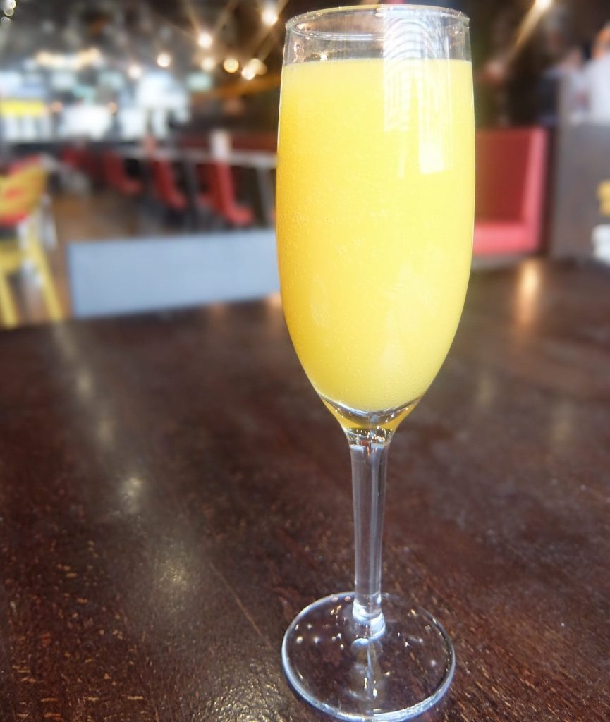 Mimosa Time
