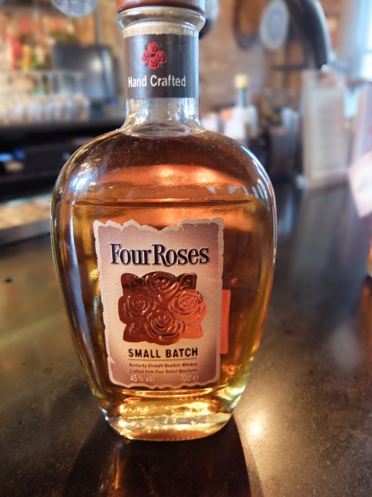 Another bottle of 4 Roses