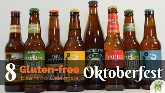 8 Gluten-free Beers to Celebrate Oktoberfest