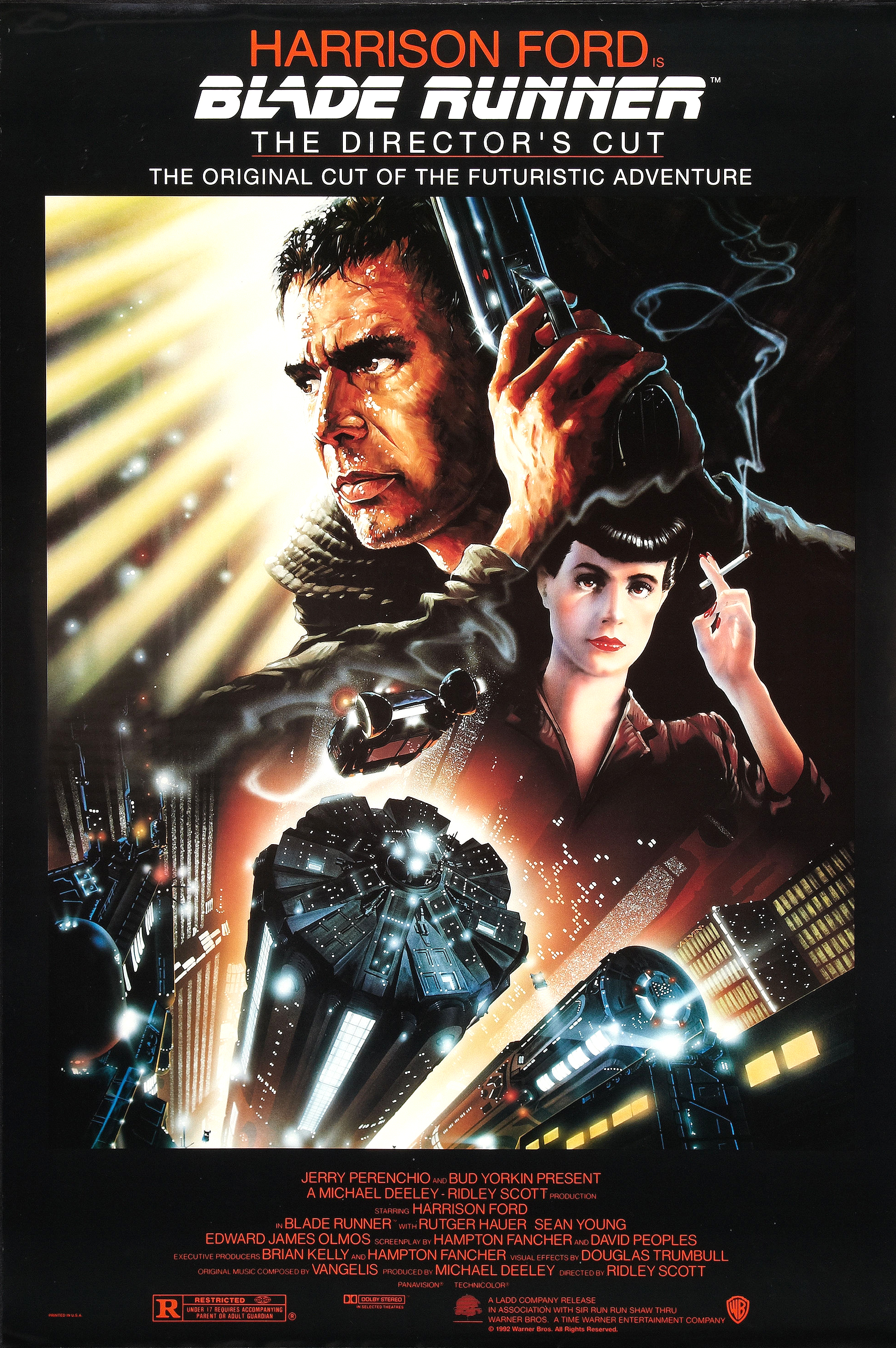 blade runner s theme a what where Blade runner 2049 review trending today rampage review blumhouse's truth or dare review advertisement andre the the filmmakers of blade runner 2049 continue to ask those questions, bringing new and fascinating variations to the theme, and satisfactorily resolving deckard's.