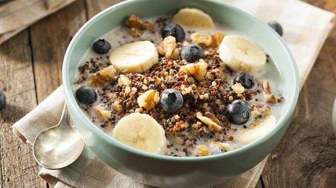 Eat This Not That Healthy Breakfast Foods