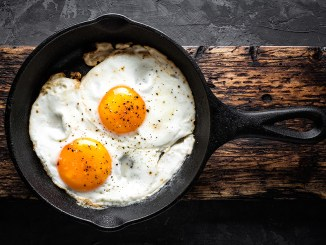 Eggs Are High In Cholesterol