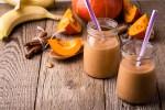 Banana Pumpkin Protein Shake