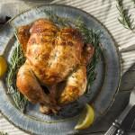 Roasted Chicken Broth