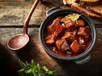Turmeric Beef Stew