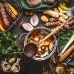 Ultimate Vegetable Broth