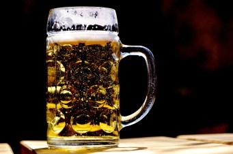 düngen: Bier