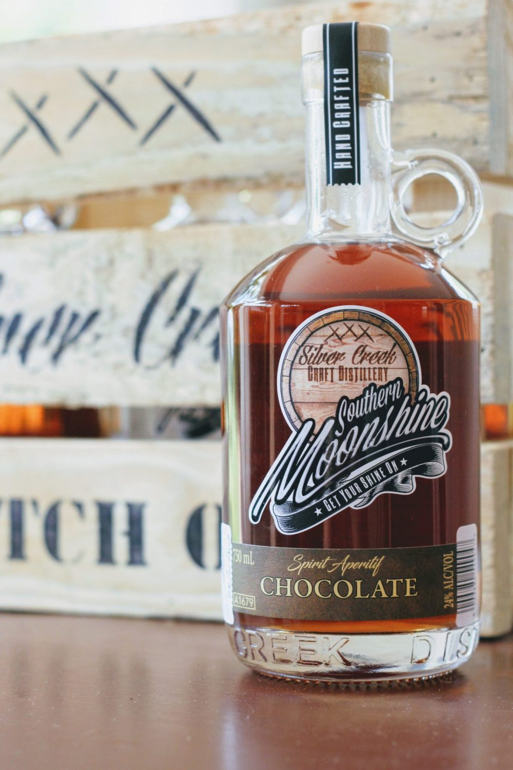 Silver Creek Moonshine Chocolate sonia cabano blog eatdrinkcapetown