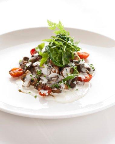 Mushrooms Rösti BistroSixteen82 Sonia Cabano blog eatdrinkcapetown