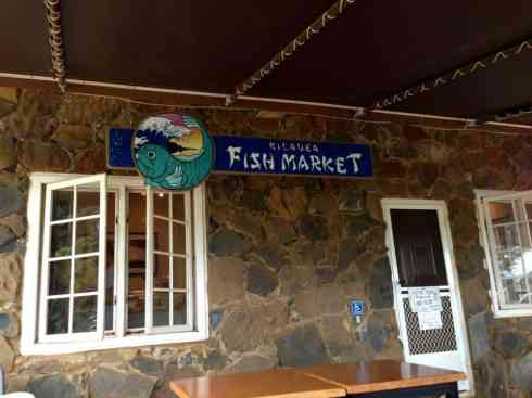 KILAHUA FISH MARKET