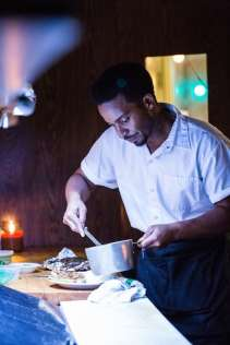 Moonlight Cooking Scene - EatDrinkLA