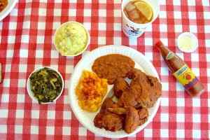 Gus's Fried Chicken EatDrinkLA