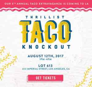 Taco Knockout EatDrinkLA