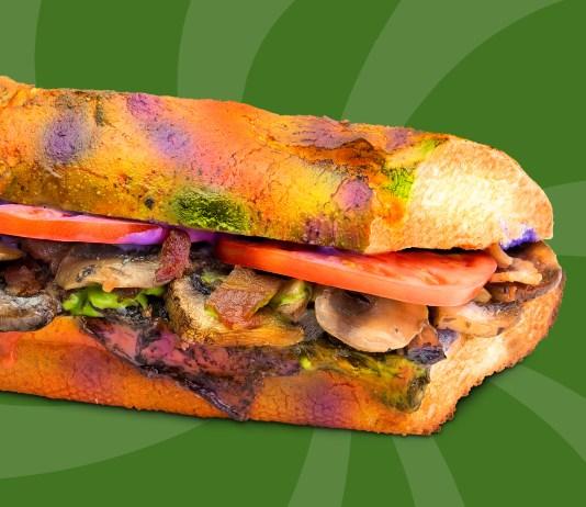 Quiznos' Magic Mushroom Melt