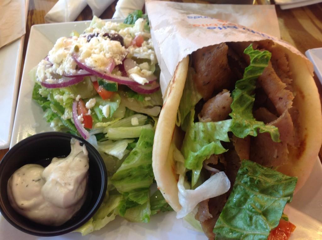 Review Daphnes California Greek  EAT DRINK OC