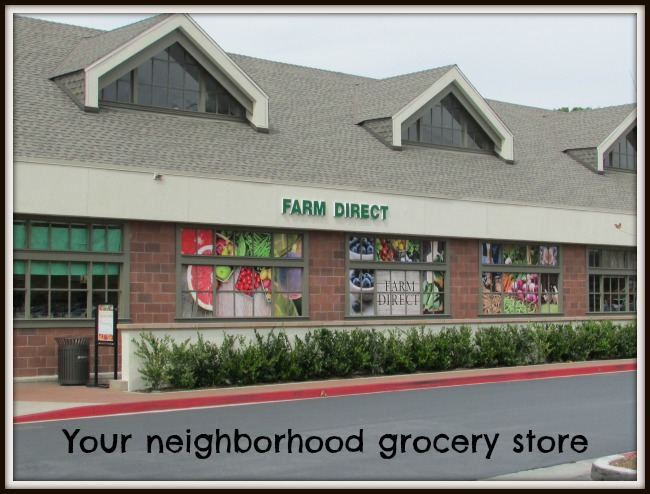 Farm Direct Store Front