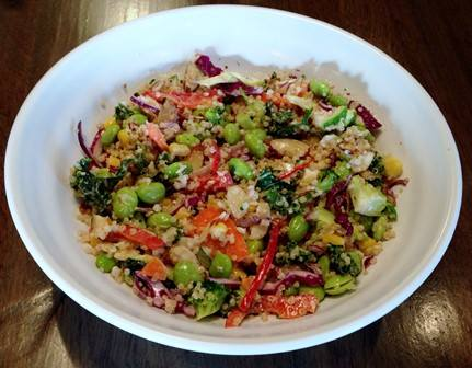 spike's superfood salad