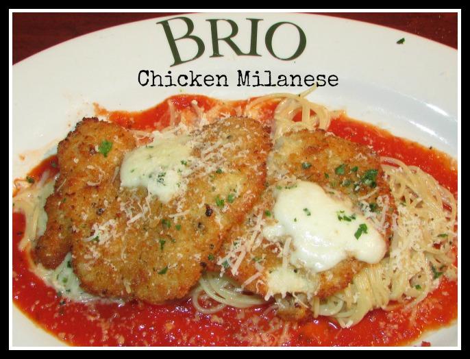 Brio Tuscan Grille Chicken Milanese