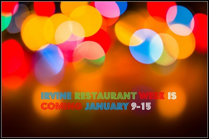 irvine restaurant week