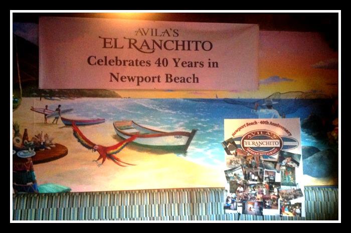 Avila's El Ranchito 40th