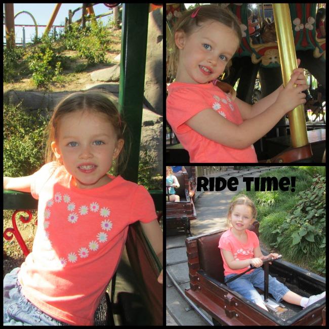 Boysenberry Festival Rides