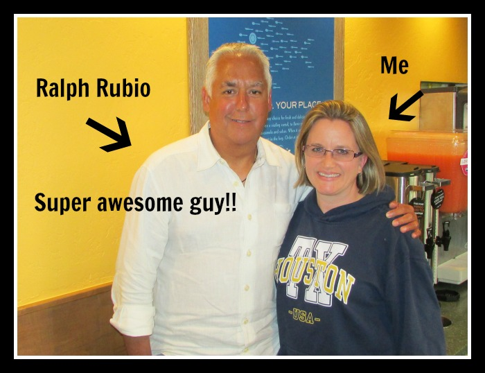 Rubio's Ralph Rubio