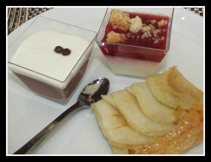 Fig & Olive Desserts