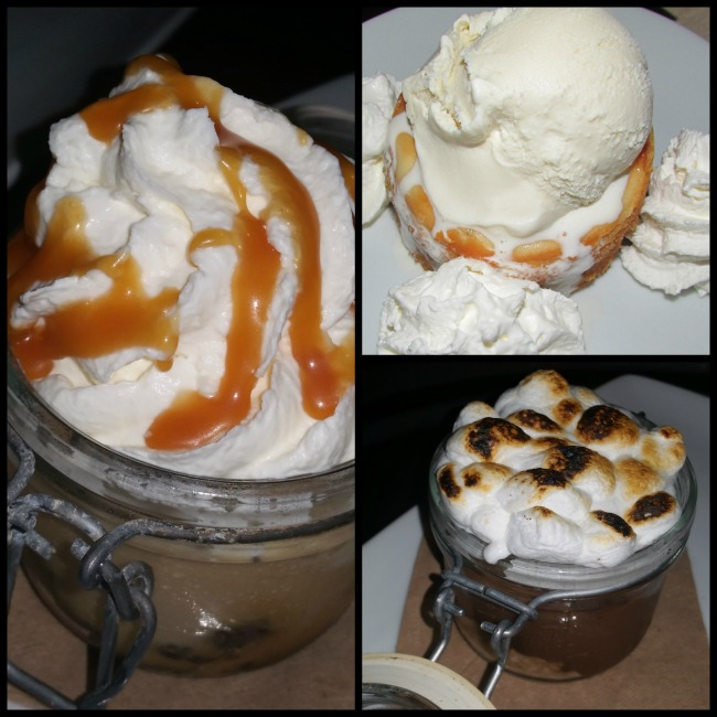 California Pizza Kitchen desserts_look