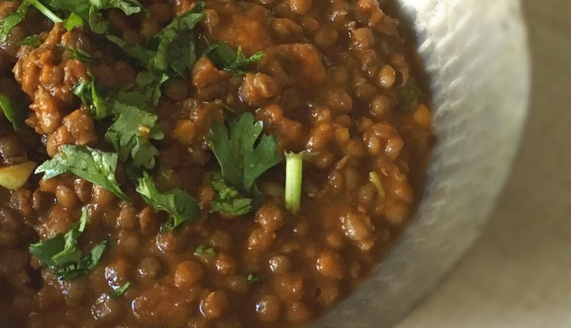 Meatless Monday- Lentils