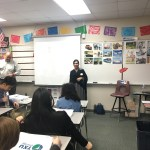Speaking To Middle Schoolers About Healthy Eating