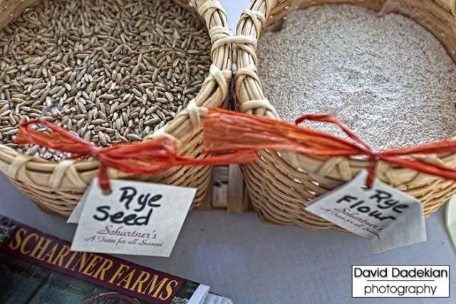 Schartner Farms's Rye Seed & Rye Flour