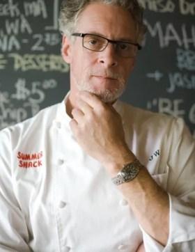 Chef Jasper White