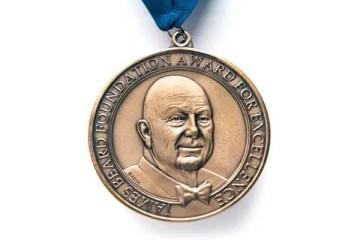 James Beard Foundation Award