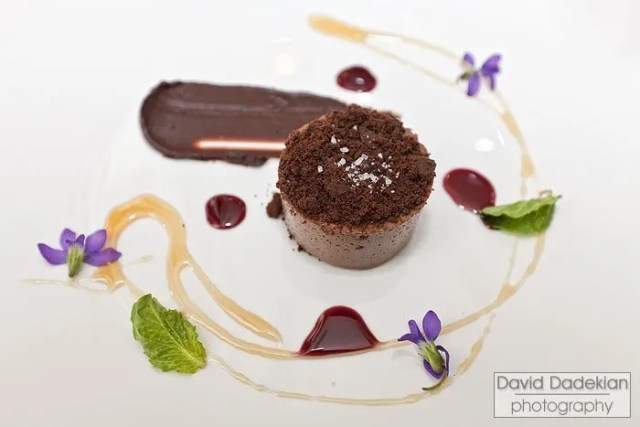 Dark Chocolate with Lavender, Honey and Mint