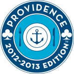 City Dining Cards: Providence Edition logo