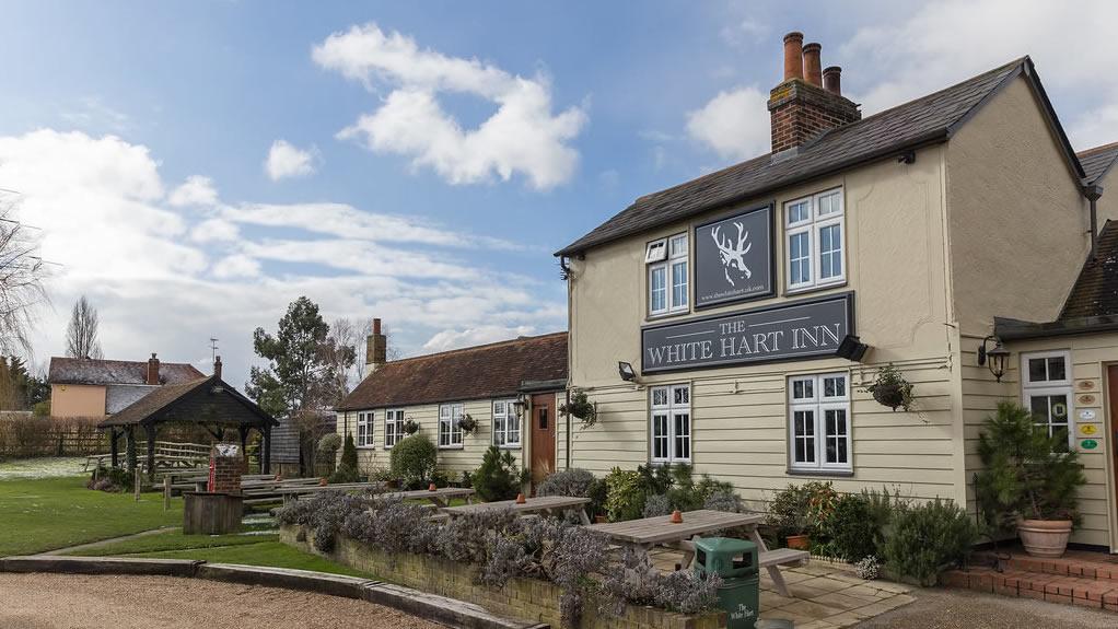 The White Hart Inn Margaretting Tye 2019  Eat Drink Seek