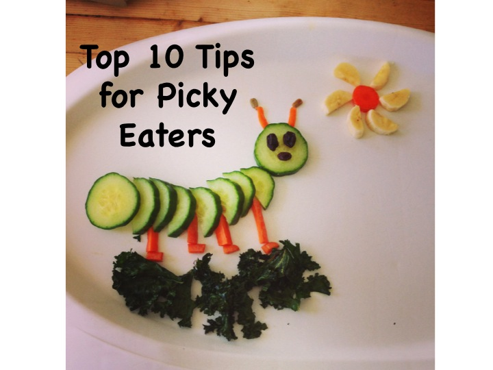 Kid Friendly Food Places