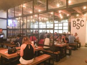 Brunswick Sports Club Lounge