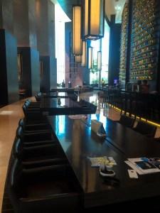 Hotel Review JW Marriott Marquis Dubai: Lobby Lounge 2