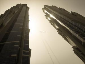 Hotel Review JW Marriott Marquis Dubai: Towers 2