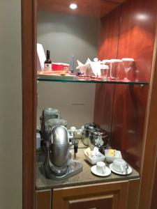 Hotel Review Le Meridien Fairway: minibar