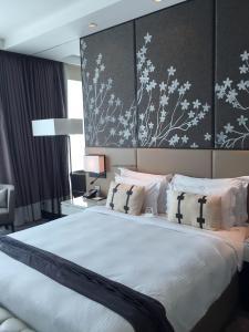Steigenberger Hotel Dubai Review_bedroom 4
